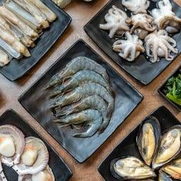 Nene Korean BBQ Buffet The mall บางกะปิ