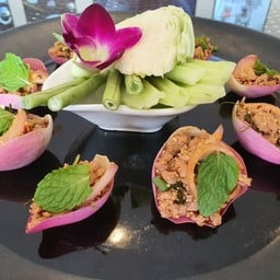ปั้นคำหอม ขนมไทยและเบเกอรี่ หอนาฬิกา ราชบุรี