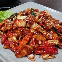 Busan Bbq Korean Restaurant
