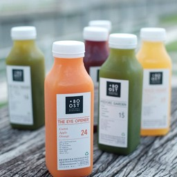 BOOST : Cold-Pressed Juice