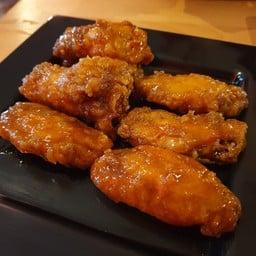 ไก่กรอบเกาหลี