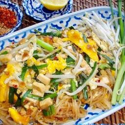ผัดไทยมังสวิรัติ1