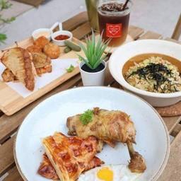 Tastebud Cafe by Tastebud Lab (เทสบัด คาเฟ่)