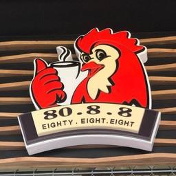80.8.8 EIGHTY.EIGHT.EIGHT Coffee