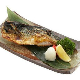 ปลาซาบะ ย่างซีอิ้ว