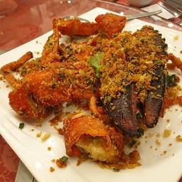 Lobster ผัดพริกเกลือ##1