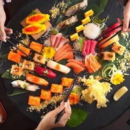 Na Ha Na Japanese Sushi Bar @ The Berkeley