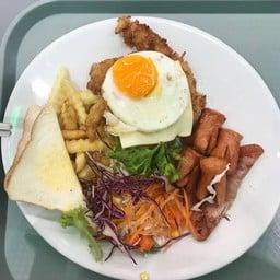 Samyan Food Legends by MBK (สามย่าน ฟู้ด เลเจ้นด์ส บาย เอ็มบีเค) ชั้น 4 สามย่านมิตรทาวน์
