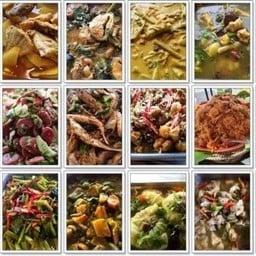 ครัวป้าดา อาหารปักษ์ใต้ สาขาคู้บอน-หทัยราษฏร์