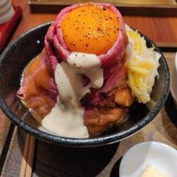 Ohno Roast Beef Bowl Akihabara