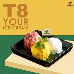T8 Your original icecream 3 scoop