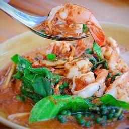 บ้านฮอซอน ขนมจีนต้ม หม้อปลาร้า