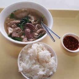 สุภาโภชนา ต้มเครื่องในหมู จิงจูไฉ่