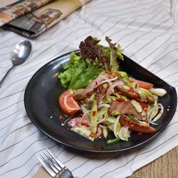 Spicy Pork Salad