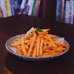 French Fries Cheese