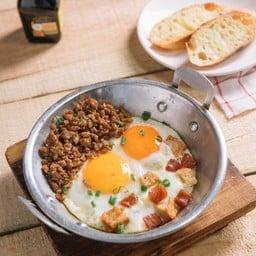 E-sarn Pan Fried Eggs