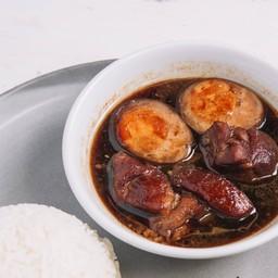 Palo Pork Stew with Rice