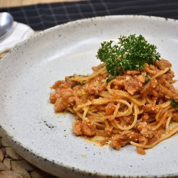 Spaghetti Bolognese Pork