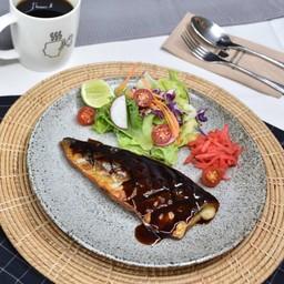 Japanese Breakfast Set