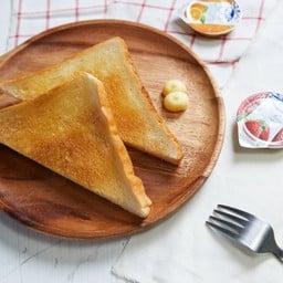 Toast Butter & Jam