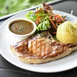 Pork Chops Steak Set