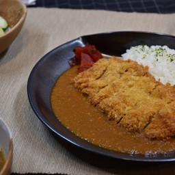 Tonkatsu Curry Rice
