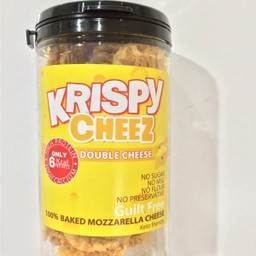 Krispy Cheez - Double Cheese Flavor