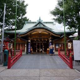 Yotsuya Suga Shrine