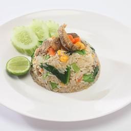 ข้าวผัดปลาสลิด เล็ก##3