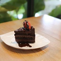 Very Very Chocolate Cake