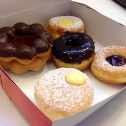 Mister Donut กาดสวนแก้ว เชียงใหม่