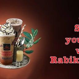 Rabika Coffee ปั๊มเอสโซ่สาขาบางนากม.6.5