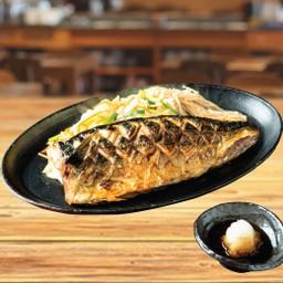 สเต็กปลาซาบะ