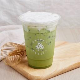 ชาเขียวมัชชะ ลาเต้