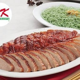 MK Restaurants Central Marina