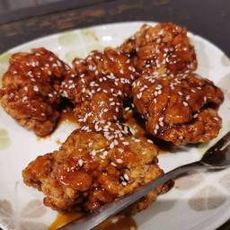 ไก่คาราเกะ ซอสเกาหลี