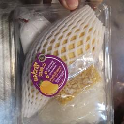 ชุดข้าวเหนียวมะม่วงgift box เล็กมะม่วงเปรี้ยว