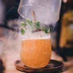 The Botanist Bar. by the caffeine