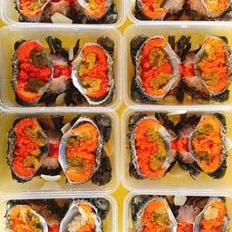 ร้าน กวางลุย ปูไข่ดองน้ำปลา