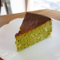 Matcha Cheese Cake##1