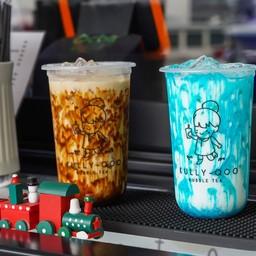 Fresh Milk Brown Sugar และ Qoo-Paradise
