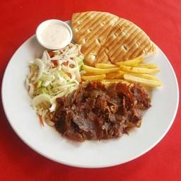 donerking kebab (โดน่าคิงส์ เคบับ)