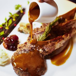 Lamb Chop (1,180 บาท)