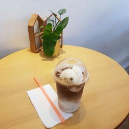 Ice Latte Float