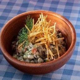 Russian Salad (Veggie)