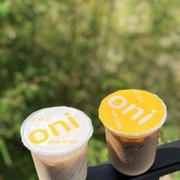 Oni milk & tea ขอนแก่น