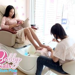 bobby nail salon and spa Chum Phae