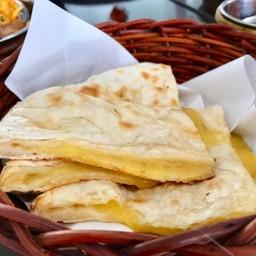 ขนมปังอินเดียใส่ชีส