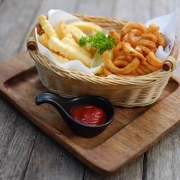 Mixed Fries