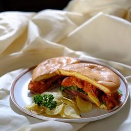Cloud Club Sandwich